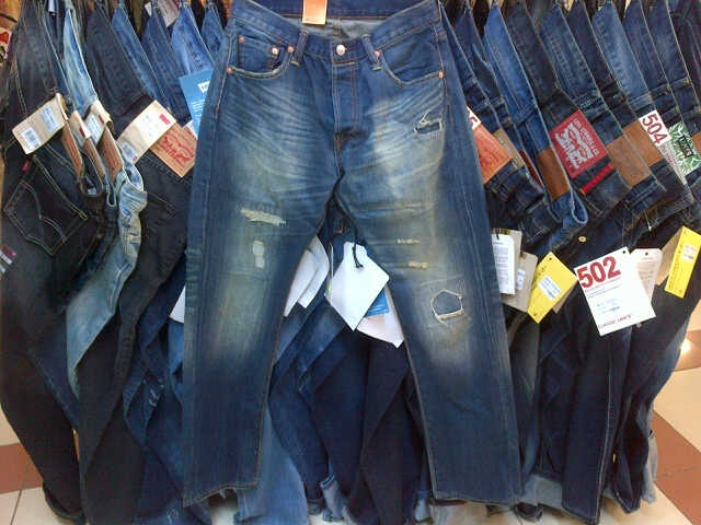 Levi's 501 Import Special Edition