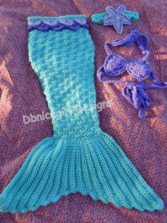 Looking for your next project? You're going to love Mermaid 4 piece costume by designer dbnicegirl.