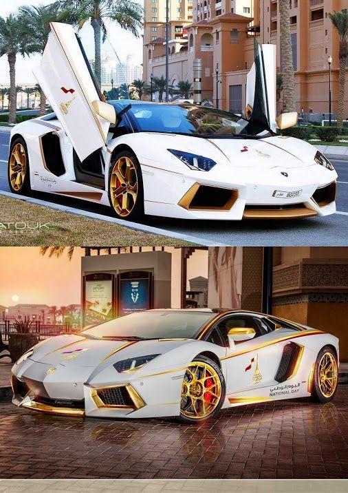 A super cool Lamborghini and bkn