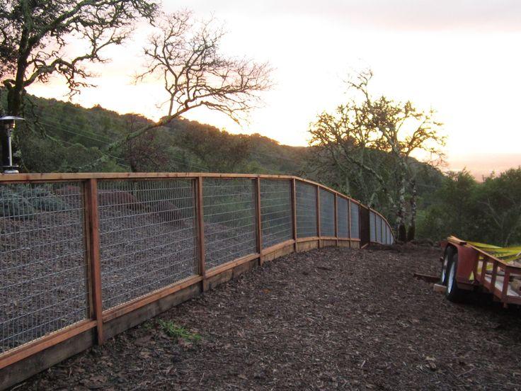 17 Best Images About Hi Five Hog Panel Fence On Pinterest