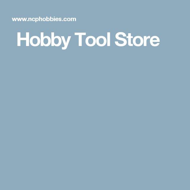 Hobby Tool Store