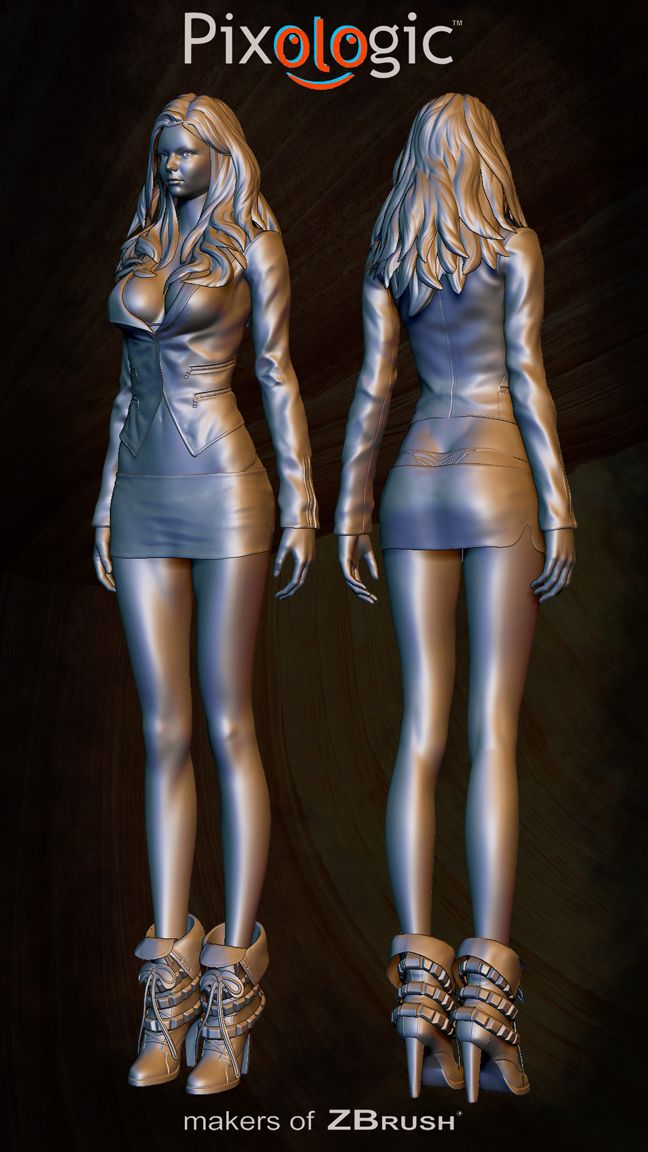 GGSCHOOL, Designer 성지환, Student Portfolio for game, 3D Character Design, www.ggschool.co.kr