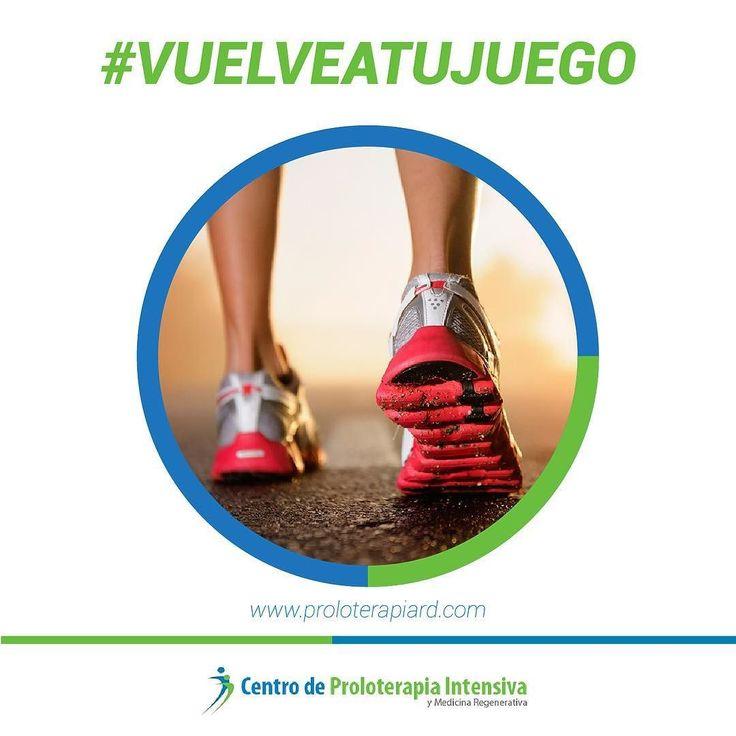 Las lesiones de pie y tobillo pueden dejar de lado a un corredor o caminante en cualquier deporte. La debilidad en la articulación del tobillo así como a través de los pies y del tendón de Aquiles debe ser abordada. La #Proloterapia fortalece las estructuras adyacentes en el transcurso del tratamiento dirigiéndose a la génesis del dolor. #VUELVEATUJUEGO . #ProloterapiaRD #DrJuanCarlosVargas #MedicinaDelDolor