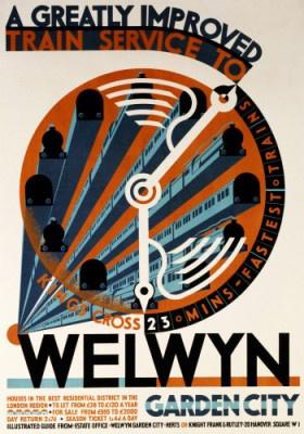 Welwyn Garden City