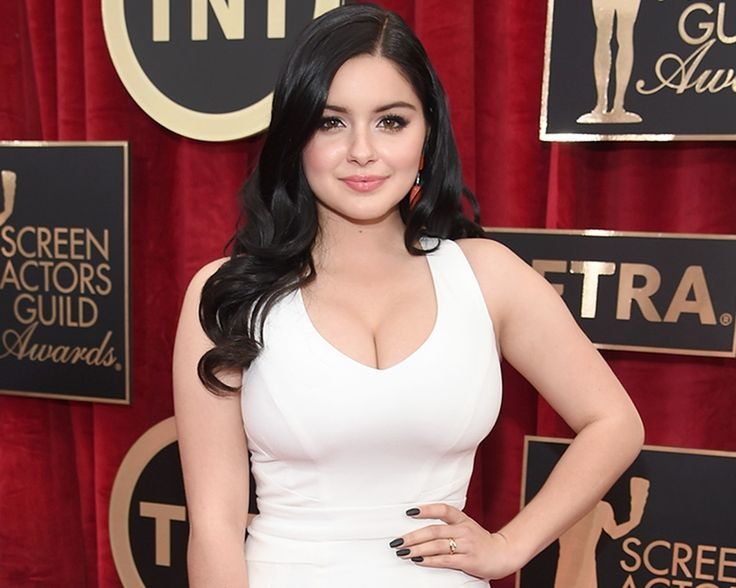 Ariel Winter shares her story why she decided to have a breast reduction surgery at age 17. Find out why Ariel Winter had a breast reduction inside.
