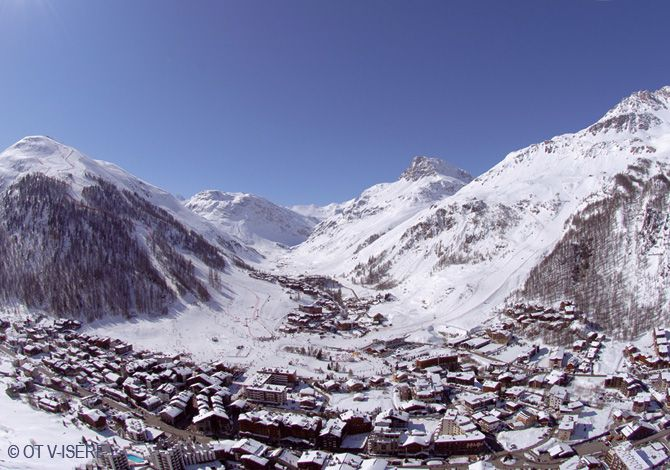 Résidence Alpina Lodge ****, Location Val d'Isère Alpes du Nord