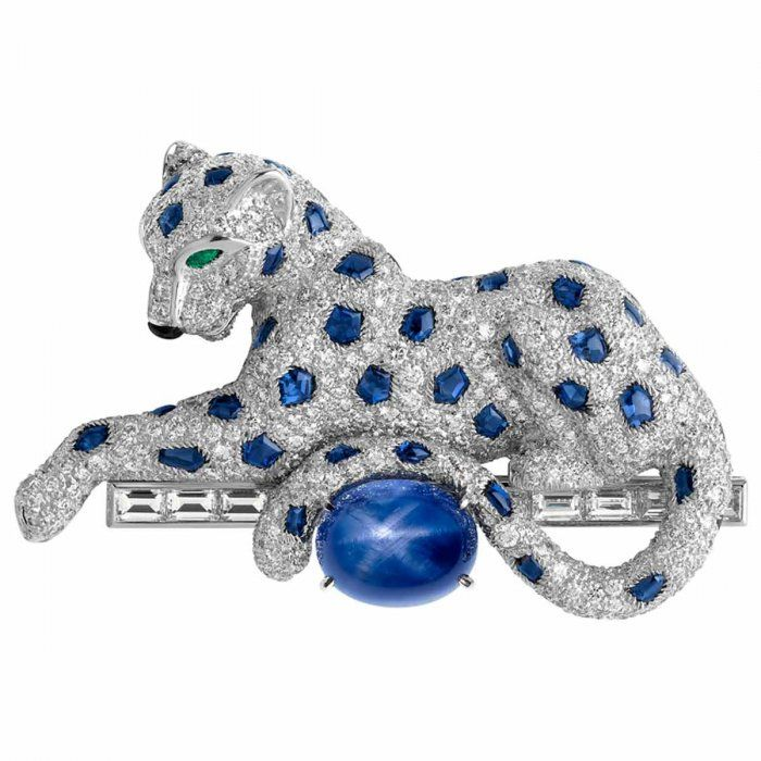 Cartier Jewels | Iconic Jewelry: Cartier's Panther | Jewels du Jour