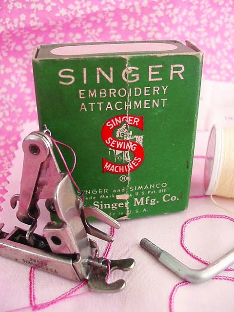 SINGER SEWING OTHER EMBROIDERY ATTACHMENT