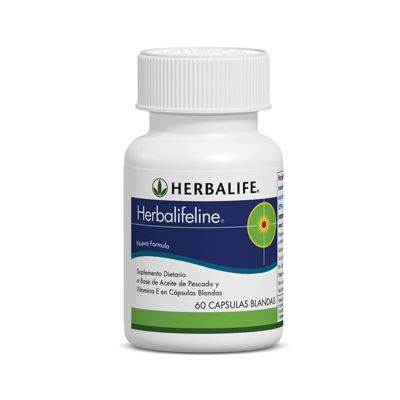 HERBALIFLINE: Omega 3 imprescindible para el cuidado de todo el sistema cardiovascular.