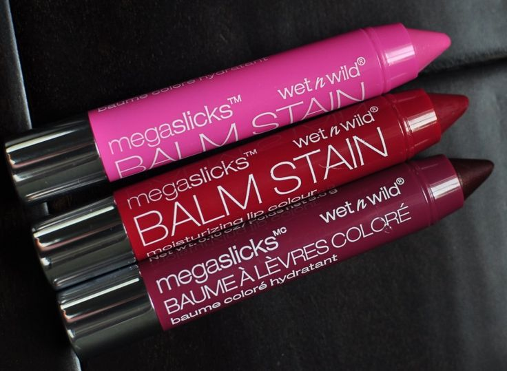 Nab 'em! Alert: Wet n Wild Megaslicks Lip Balm Stain Review & Swatches – PaintedLadies