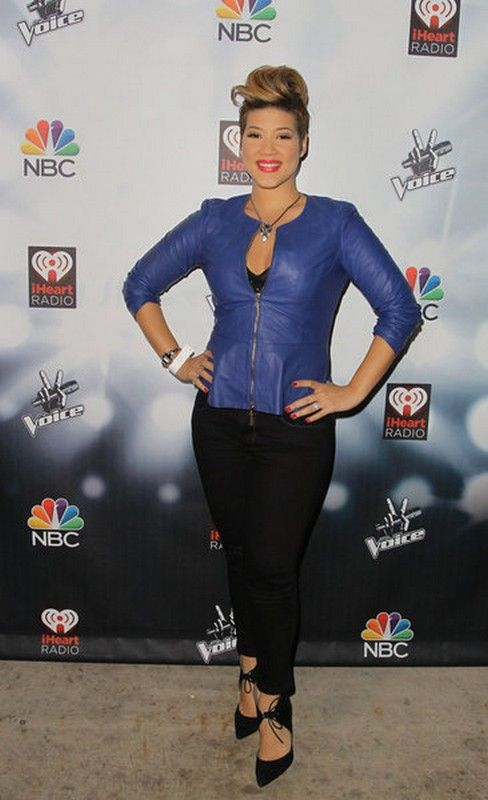 """Tessanne Chin The Voice Top 12 """"My Kind of Love"""" Video 11/11/13 #TheVoice TessanneChin"""