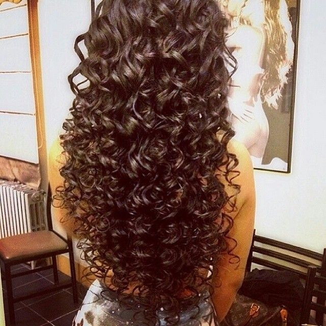 Best Haircut For Curly Hair In San Francisco : Best curly weaves images on