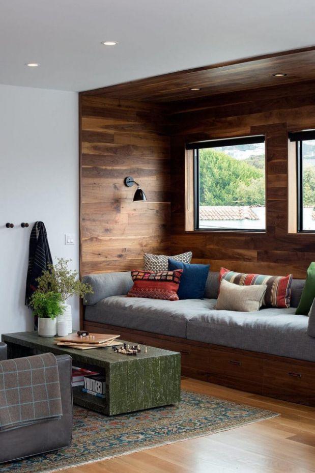 Einrichten Naturtonen Beispiele Modern Deko Wohnzimmer Modern - Wohnzimmer einrichten beispiele