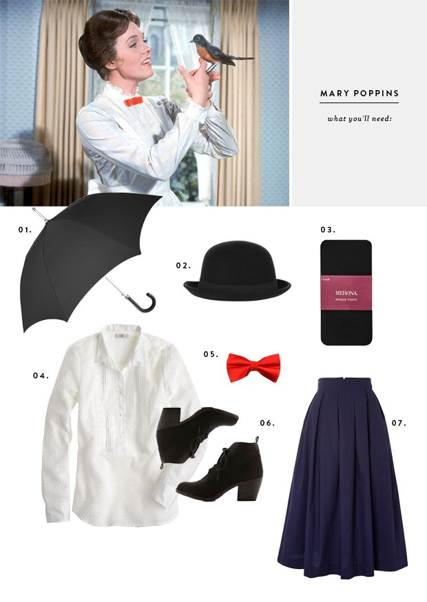 Clever No-Sew Halloween Costume Ideas | Verily