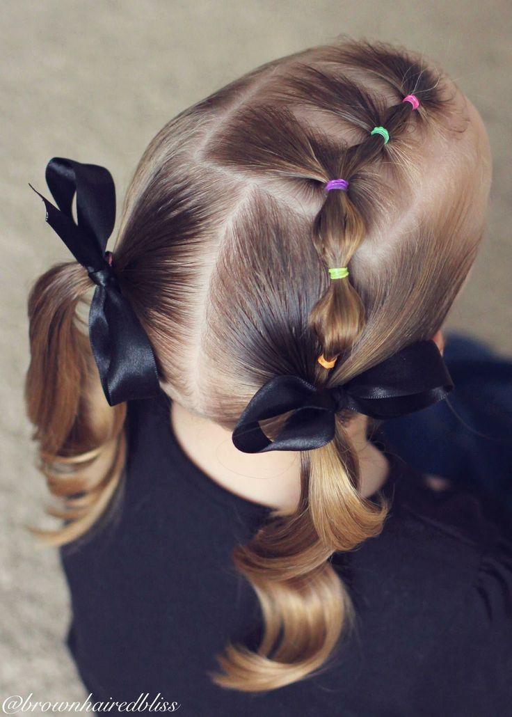 Las 25 mejores ideas sobre peinados para ni as en - Peinados bonitos para ninas ...