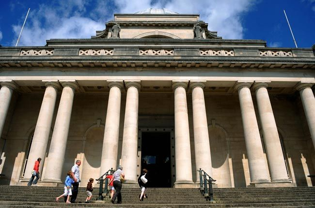 National Museum Cardiff  -Could we go to a history museum while I'm there? @Joanna James