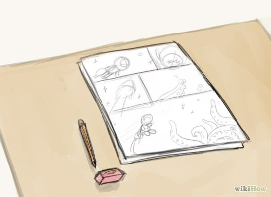 How to Make a Comic Book (with Sample Comics) - wikiHow
