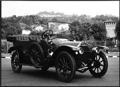 Fiat Tipo Zero (Pininfarina), 1912