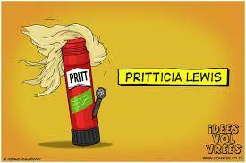 Pritticia Lewis