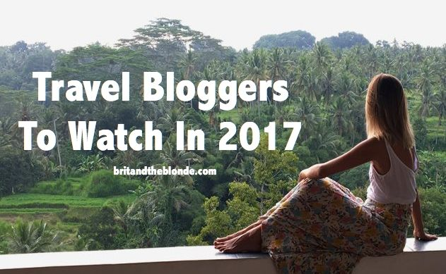 Follow these bloggers for travel tips from all over the world 🌏 britandtheblonde.com