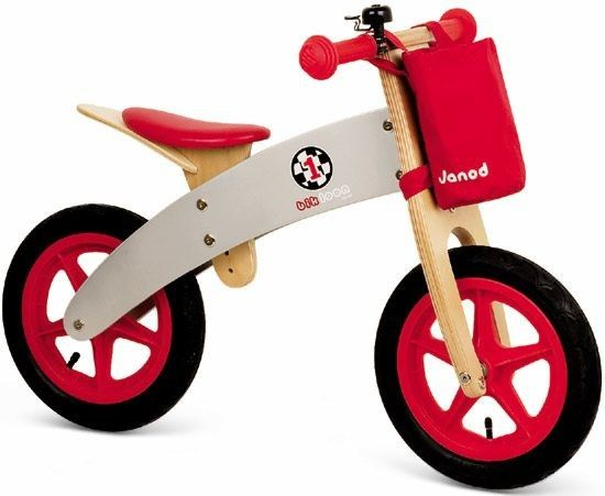 Janod Draisienne Bikloon Racing | Towertoys.com