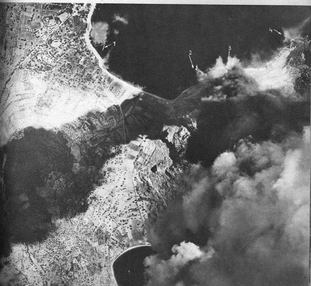 Uncovered! Air attacks against hospital ships: War crimes of Luftwaffe and Regia Aeronautica in Greece, 1941