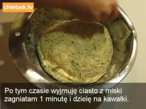 Ziemniaczany chleb z koperkiem. Światowy dzień chleba. przepis   Kotlet.TV