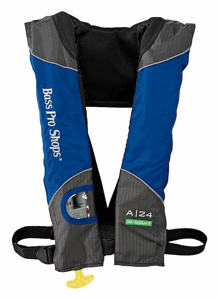 95 best life vest images on pinterest fishing backpacks for Bass pro fishing backpack