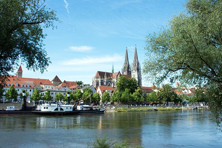 Tip til 5 skønne steder til stop sydpå - perfekt til kør selv ferie mod Italien, Frankrig eller sydtyskland - med overnatning i Tyskland