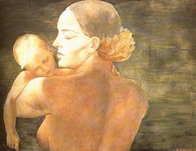 Mother, Deineka, 1932