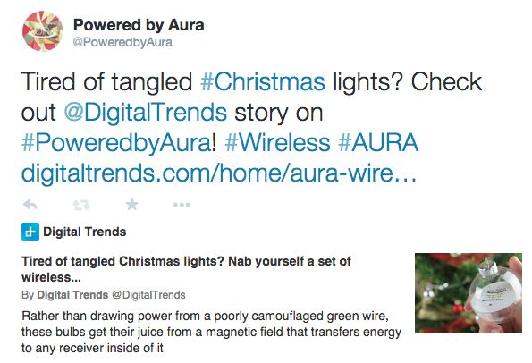 Tired Of Tangled Christmas Lights Nab Yourself A Set Of Wireless Ones Instead