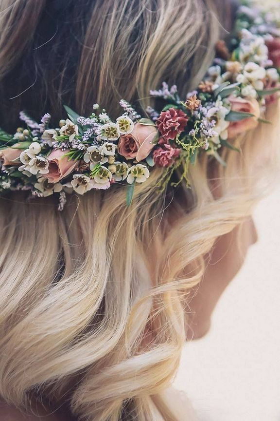 29+ The Flower Crown Wedding Cover Up