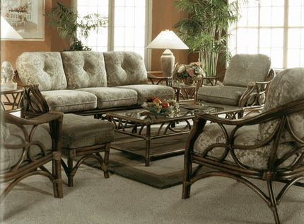 Riviera Rattan Furniture Set