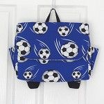 Soccer Postman Satchel Style Backpack - by OneBusySloth on madeit