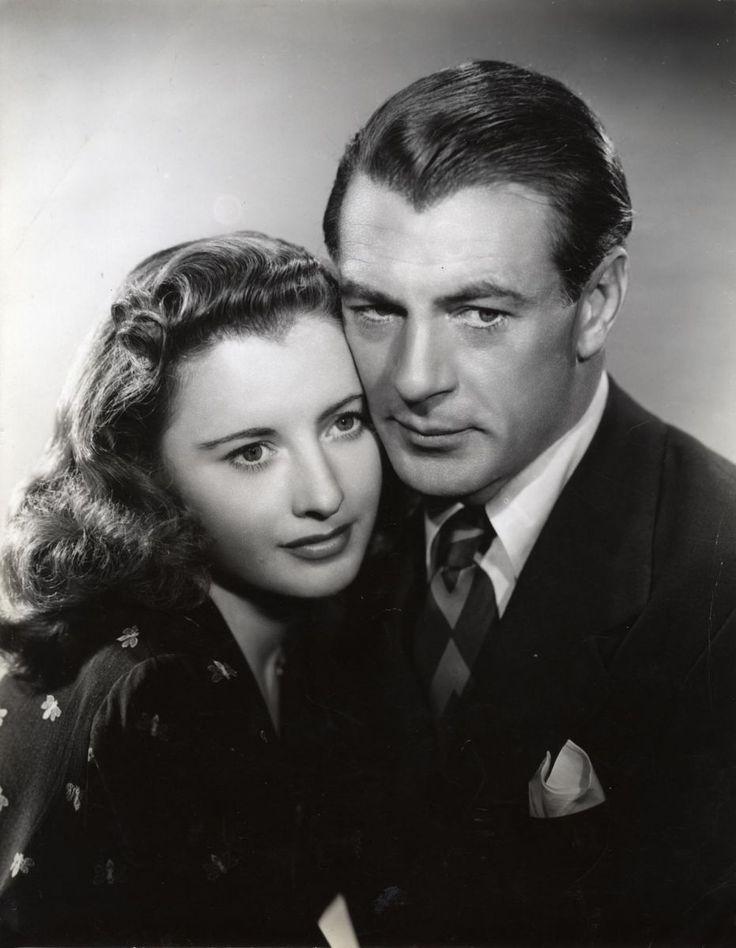 Gary Cooper & Barbara Stanwyck -  Meet John Doe   1941