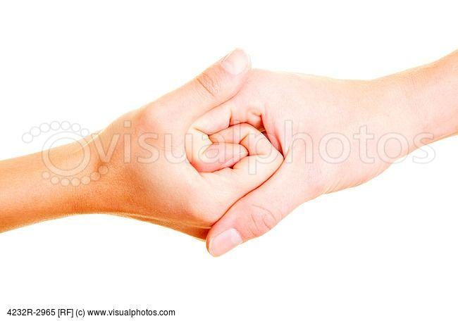 Grasped Hands | Stock Photos | Royalty Free | Royalty Free Photos