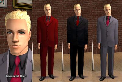Male-Order Bride: Regular BB Suits