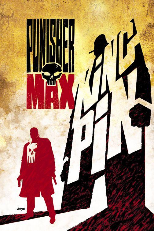 Punisher Max 1 by Devilpig on deviantART