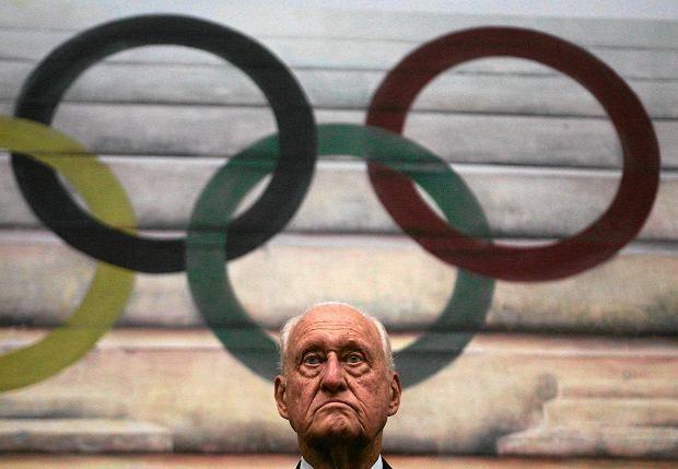 Brazylijskie igrzyska miały być jego pomnikiem, ale nie ostał się nawet cokół. W…