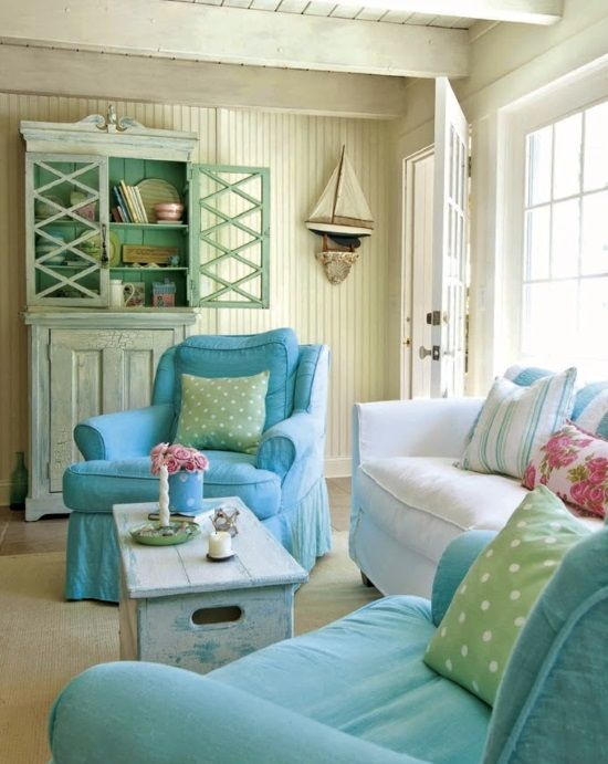 71 Best Home Decor Images On Pinterest | Coastal Furniture, Coastal Style  And Cottage Living Rooms