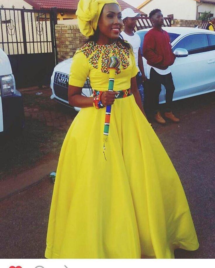 "1,587 Likes, 33 Comments - Orapeleng Modutle Style Avenue (@orapelengmodutle) on Instagram: ""Zulu traditional #Class #Luxury #Elegance #Opulence #OMStyleAvenueBride"""