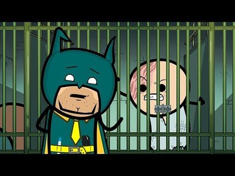 (1) On The Wings of a Battman - Cyanide & Happiness Shorts - YouTube