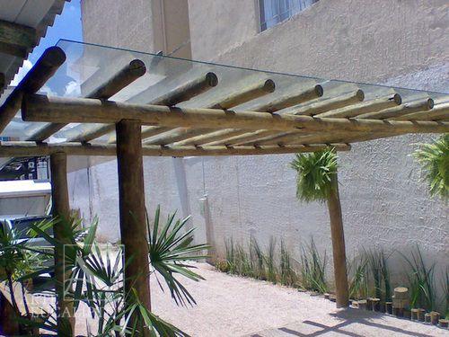 Pérgola coberta com vidro , Restaurante Fogão a Lenha , Curitiba - Pr