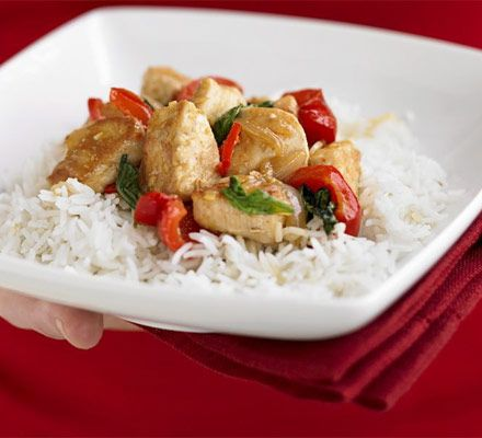 Asian cooking can be light, healthy and so quick that you'll think twice before ever ordering a takeaway again!