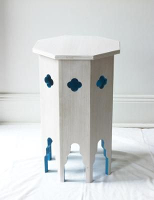 How to Make a Moroccan Table