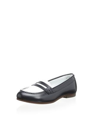 67% OFF Gallucci Kid's Dress Loafer (Blu)