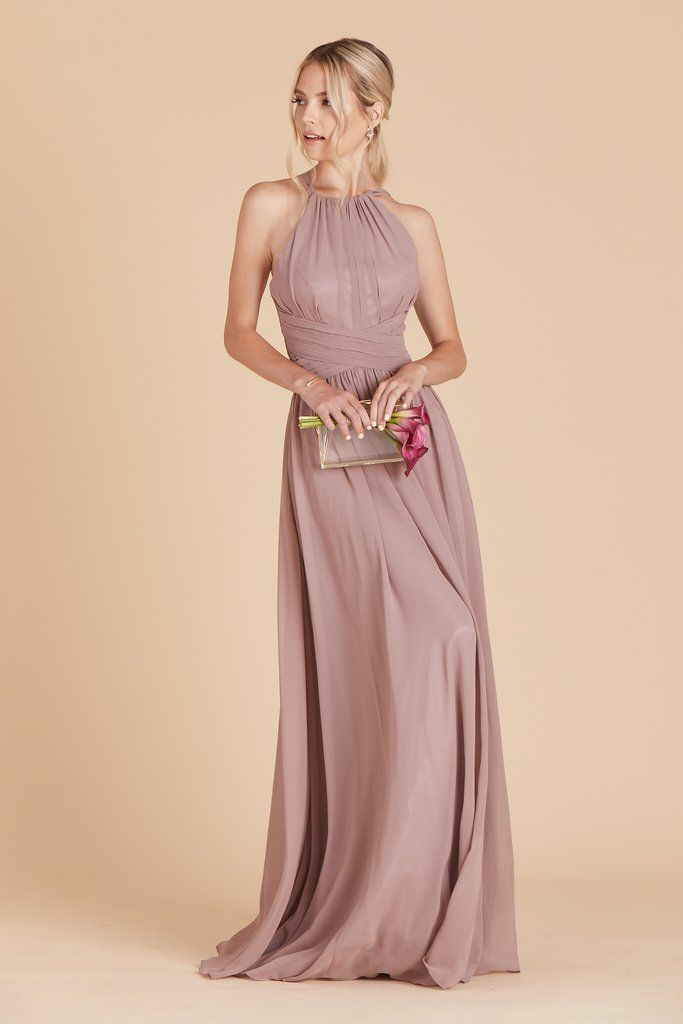 Jeffery Dress - Mauve in 2019  971996d409cf