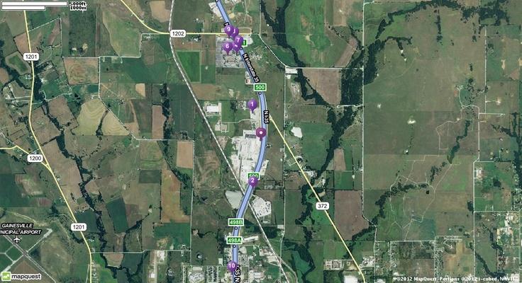 3333 N Interstate 35 Gainesville, TX Traffic Reports - MapQuest