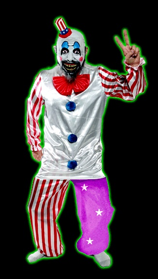 'House of 1000 Corpses' Captain Spaulding costume from Halloween Town