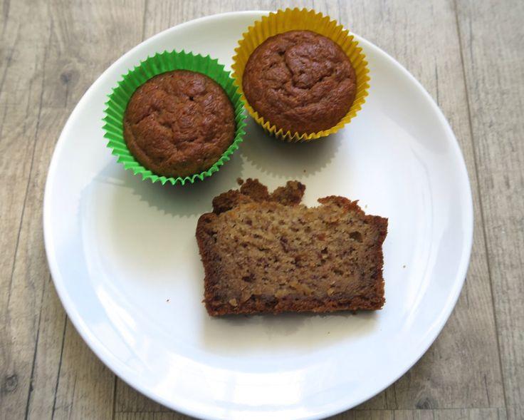 Bananenbrood & cupcakes recept